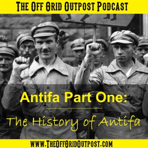 [podcast] Antifa part one - the history of antifa