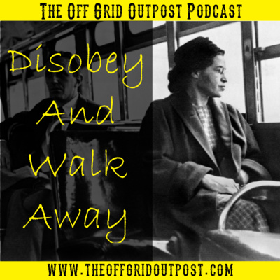 podcast disobey and walk away