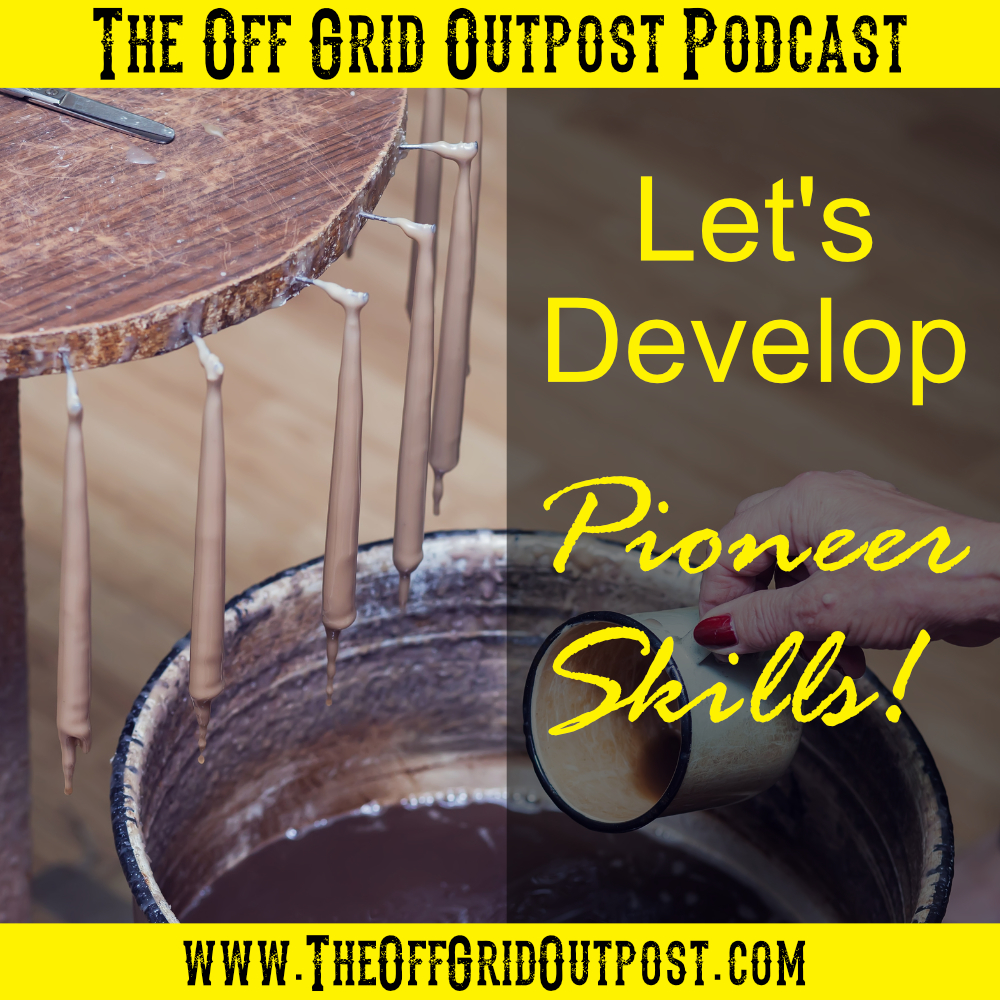 podcast lets develop pioneer skills