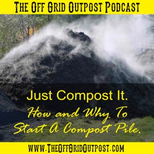 podcast about composting
