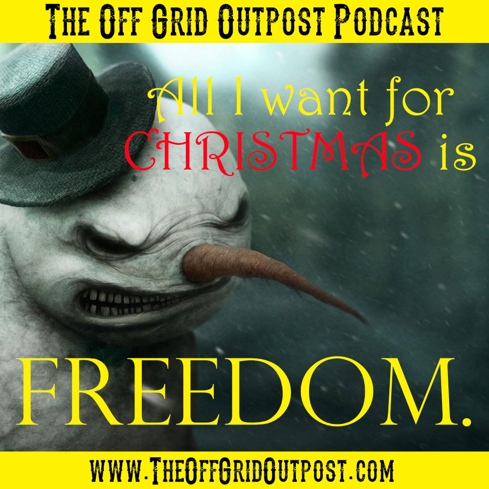 podcast all i want for christmas is freedom.