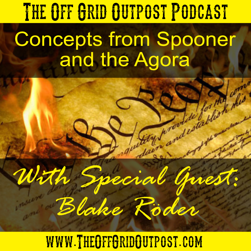 podcastconcepts from spooner and the agora