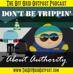 dont be trippin about authority